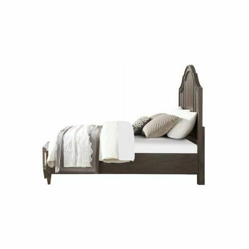 ACME Peregrine Queen Bed - 27990Q - Walnut