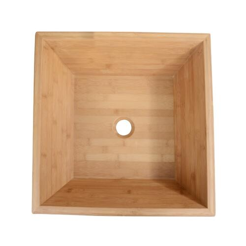 Lipari Bamboo Above Counter Basin