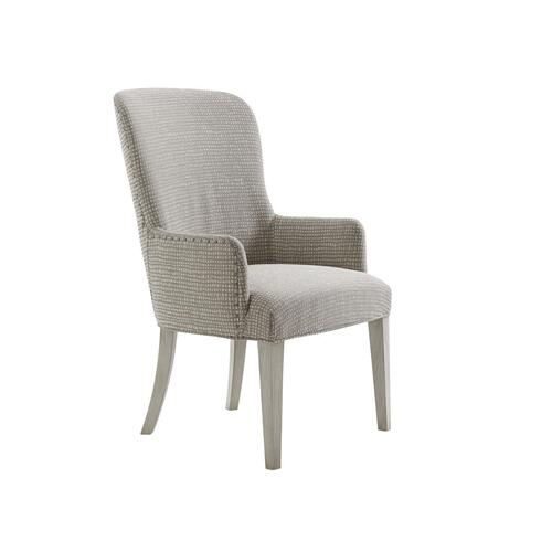Baxter Upholstered Arm Chair