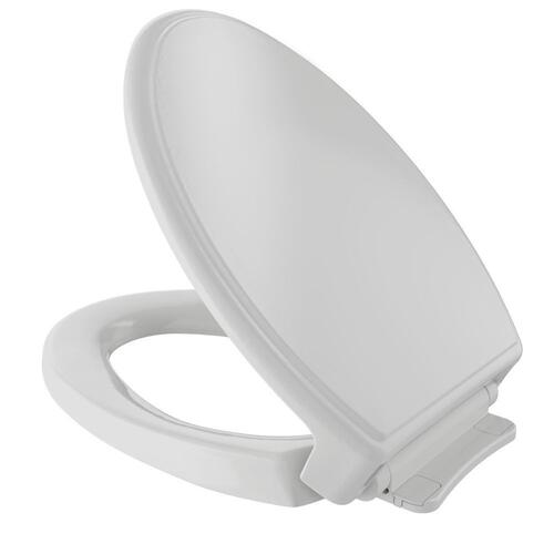 Traditional SoftClose® Toilet Seat - Elongated - Colonial White