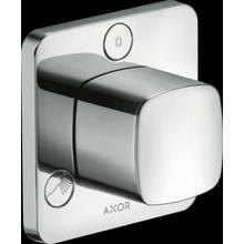 Chrome Diverter Trim Trio/Quattro
