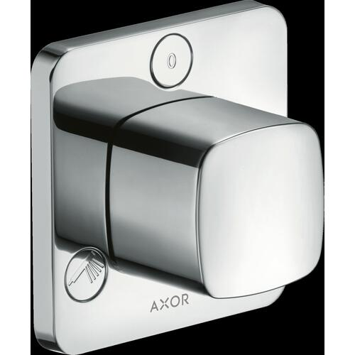 AXOR - Chrome Diverter Trim Trio/Quattro