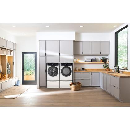 See Details - Front Load Perfect Steam™ Electric Dryer with Instant Refresh - 8.0 Cu. Ft.