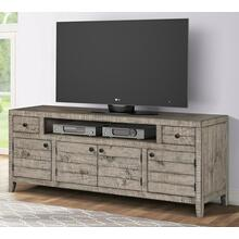 See Details - TEMPE - DESERT SAND 76 in. TV Console