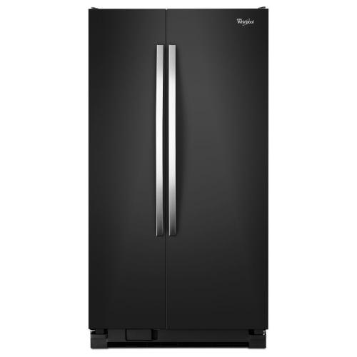 Product Image - 33-inch Wide Large Side-by-Side Refrigerator with Greater Capacity and Adaptive Defrost - 22 cu. ft.