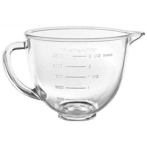 KitchenAid - 3.5 Quart Tilt-Head Glass Bowl - Other