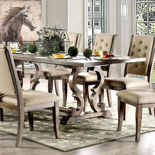 Dining Table Patience