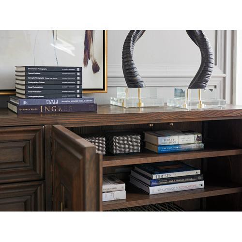 Sligh Furniture - Rollins Long Media Console