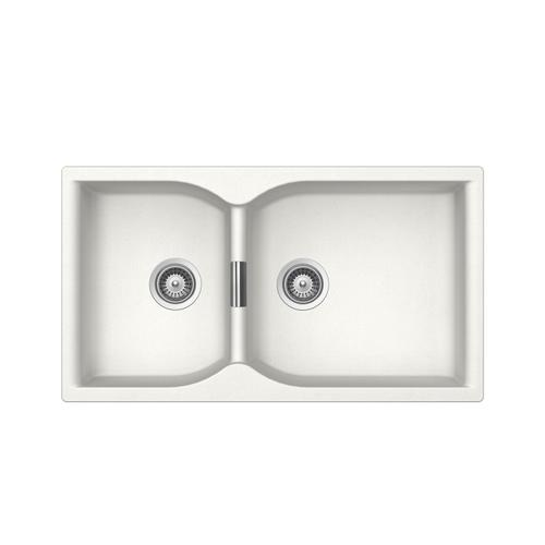 Alpina Built-in sink Supra N-175 stackpacked incl. automatic drain kit