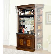 CORSICA 2 piece Bar Base and Hutch