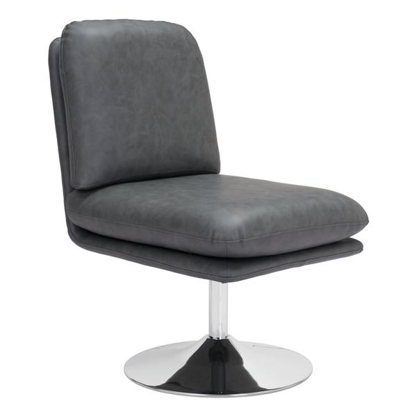 See Details - Rory Accent Chair Gray
