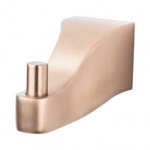 Aqua Bath Single Hook - Brushed Bronze Product Image