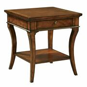1-1104 European Legacy Square End Table Product Image