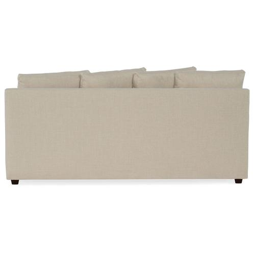 MARQ Living Room Finn Armless Loveseat