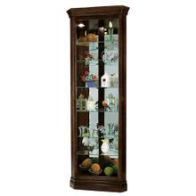 See Details - Howard Miller Dustin Curio Cabinet 680484