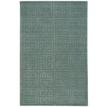 Arcade-Stamp Lt. Green Hand Loomed Area Rugs