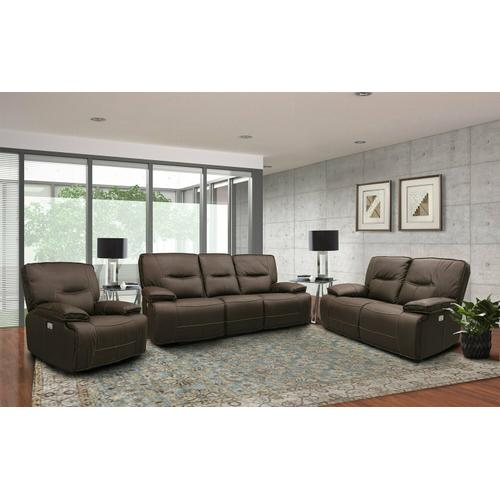SPARTACUS - CHOCOLATE Power Reclining Collection