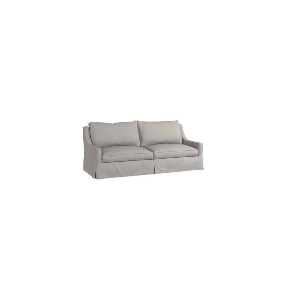 Bridgewater Studio Sofa, Arm Style Charles of London