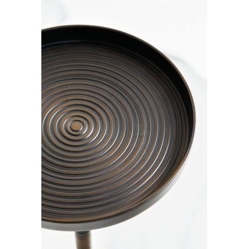 Cordoba Round Chairside Table