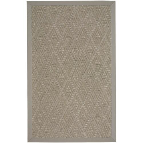 Savanna-Silver Mist Canvas Taupe Machine Woven Rugs