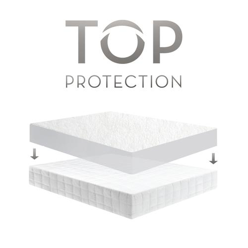 Pr1me Terry Mattress Protector Cal Queen