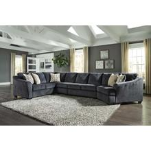 Eltmann II Sectional Right