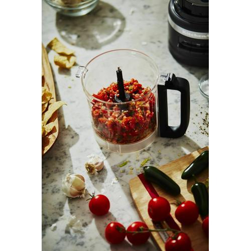 Gallery - 9 Cup Food Processor Plus - Black Matte