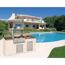 See Details - Built-In Superb Series - Complete Stainless Steel Grill