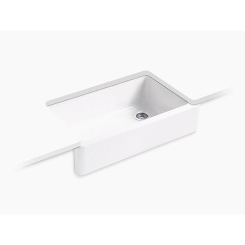Dune Undermount Single-bowl Farmhouse Kitchen Sink
