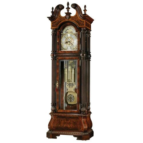 Howard Miller The J. H. Miller II Grandfather Clock 611031