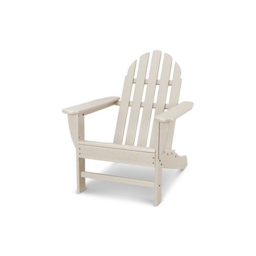 Sand Classic Adirondack Chair