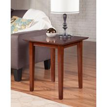 See Details - Shaker End Table Walnut