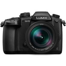 See Details - LUMIX GH5 4K MIRRORLESS CAMERA, WITH LEICA DG VARIO-ELMARIT 12-60mm F2.8-4.0 LENS, 20.3 MEGAPIXELS, 5-AXIS DUAL IMAGE STABILIZATION 2.0, 3 INCH TOUCH LCD - DC-GH5LK