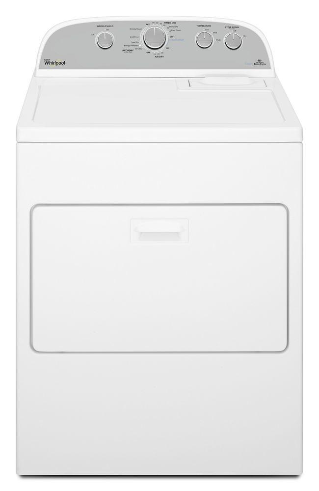 Whirlpool7.0 Cu.Ft Top Load Gas Dryer With Accudry , Steam Refresh