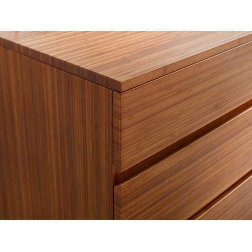 Greenington Fine Bamboo Furniture - Ventura 4 Drawer High Chest