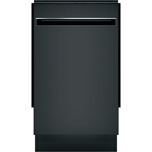 """GE Profile - GE Profile™ 18"""" ADA Compliant Stainless Steel Interior Dishwasher with Sanitize Cycle"""