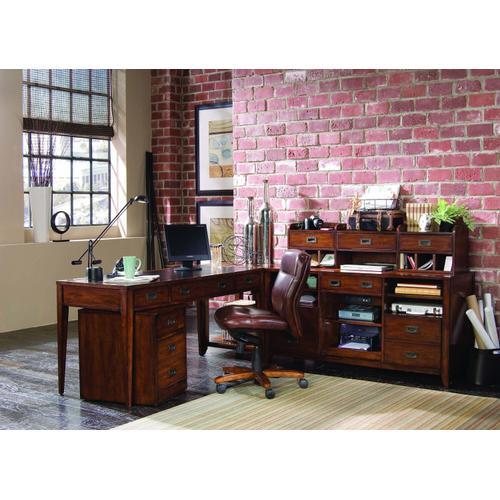 Hooker Furniture - Danforth Executive Leg Desk