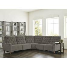 See Details - CHELSEA - WILLOW BROWN 5pc Package (811LP, 810P, 850, 840, 811RP)