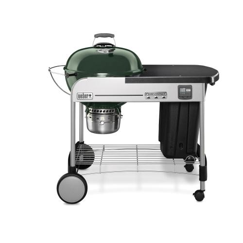 Gallery - PERFORMER® PREMIUM CHARCOAL GRILL - 22 INCH GREEN