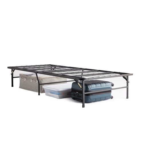 "Structures Highrise HD Bed Frame, 14"", Twin"