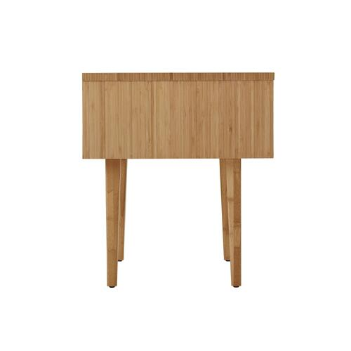 Sienna Nightstand, Caramelized