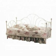 ACME Provence Daybed W/Porcelain Knob - 02076W - White