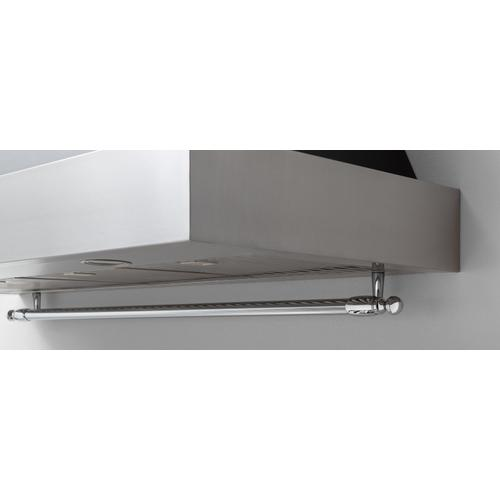 36 Wallmount Canopy and Base Hood, 1 motor 600 CFM Stainless Steel
