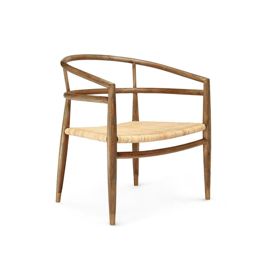 Anderssen Lounge Chair, Driftwood