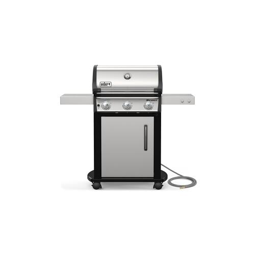 Spirit S-315 Gas Grill (Natural Gas) - Stainless Steel