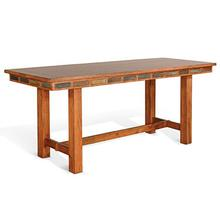 "Sedona Friendship Table, 36""H"