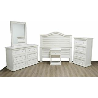 See Details - Ranch Bed W/ Budget Case Goods