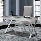 Writing Desk W/glass Top Product Image