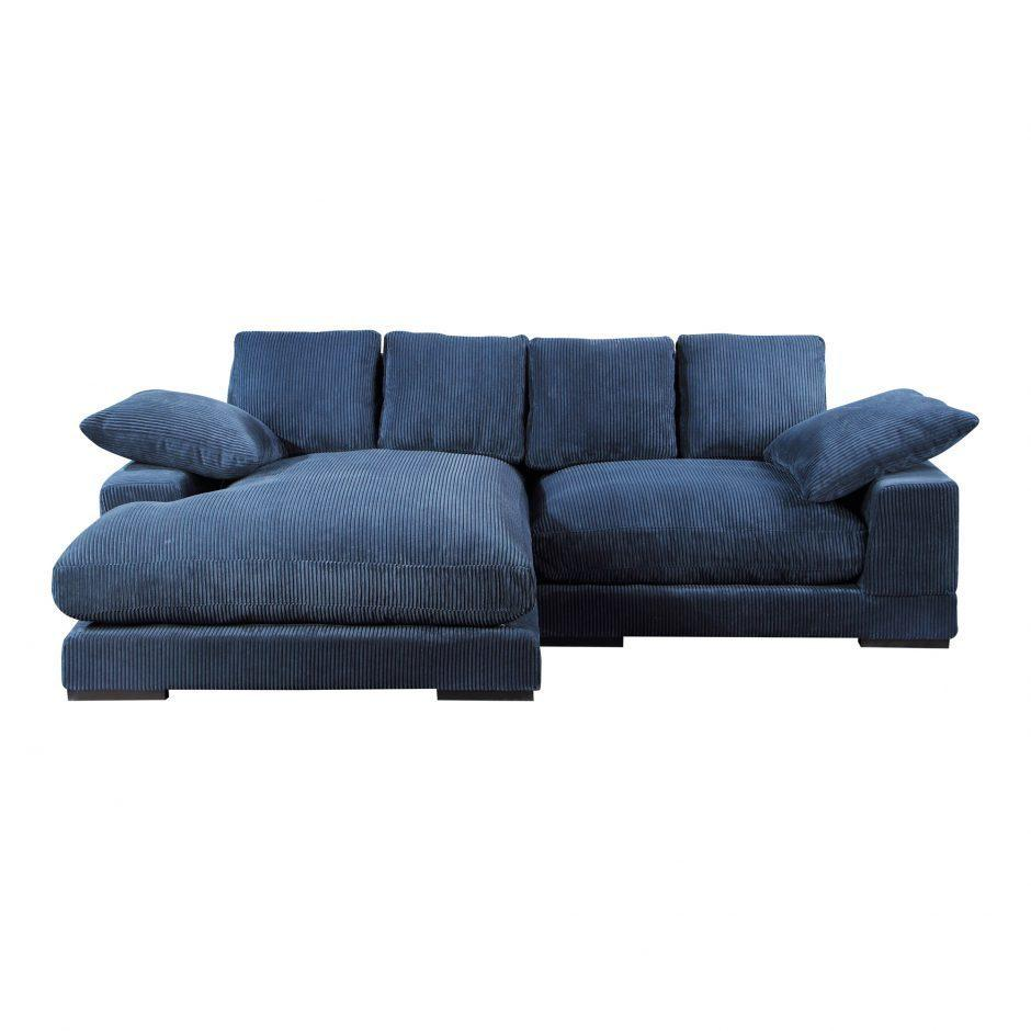 See Details - Plunge Sectional Navy