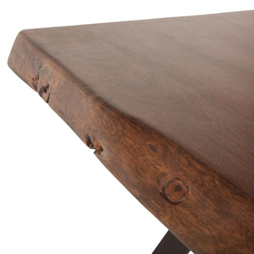 "Product Image - London Loft Side Table 23"" Walnut"